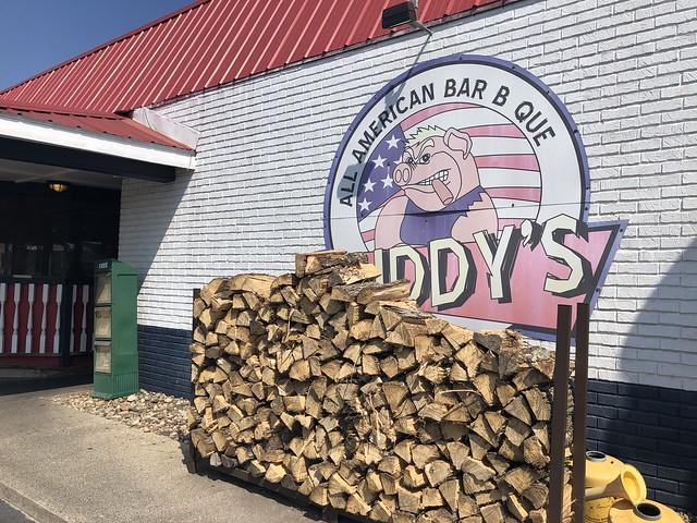 Buddy's all American BBQ