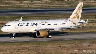 Gulf Air A320-251N msn 9188