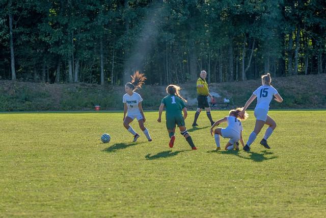 Girls' Varsity Soccer 2019