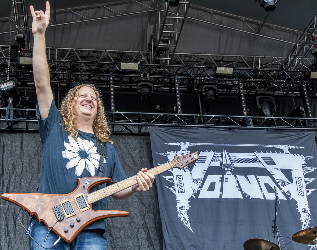 Voivod @ 2019 Brutal Assault