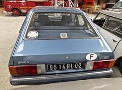 1980 SIMCA-TALBOT 1510 GLS 1.5 Hatchback