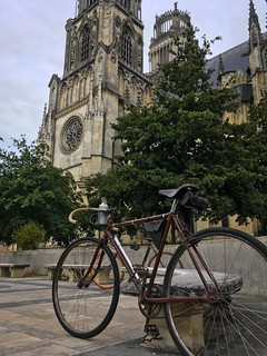 Paris to Angoulême, Day 2, Orleans to Loches, 105 miles | by zombikombi1959