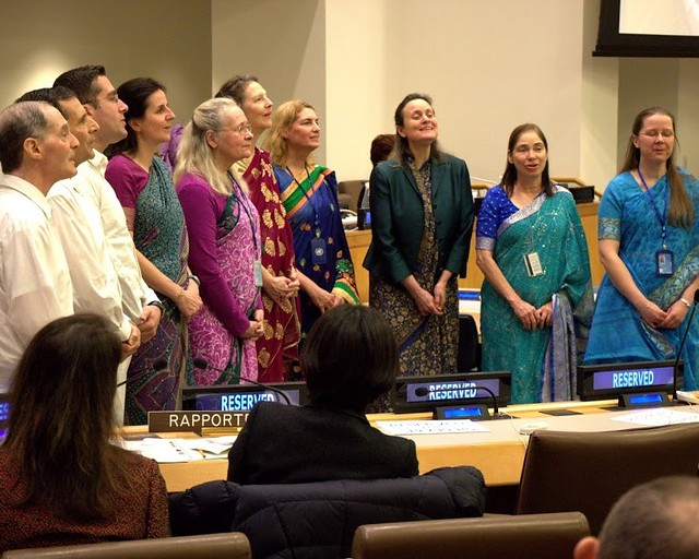 United Nations-2016-02-03-World Interfaith Harmony Week Observed at the UN in New York