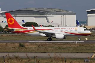 F-WWBS A320 200919 TLS (cn 9185)