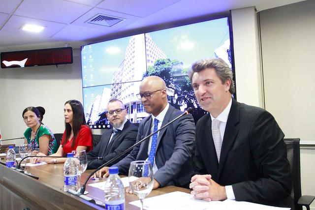 19.09.2019 - Solenidade de Posse da Comissão de Relação com a Câmara Municipal de São Paulo