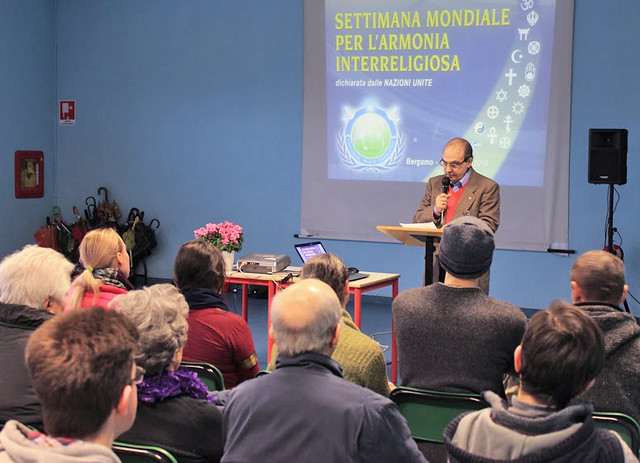 Italy-2016-02-07-World Interfaith Harmony Week Observed in Italy