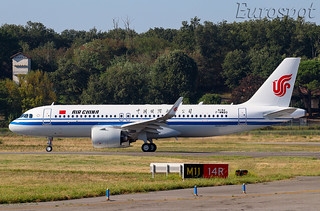 F-WWBQ Airbus A320 Neo Air China