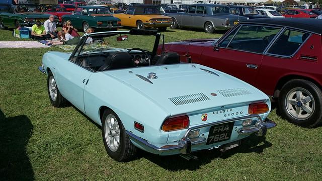Fiat 1000 Abarth Cabrio