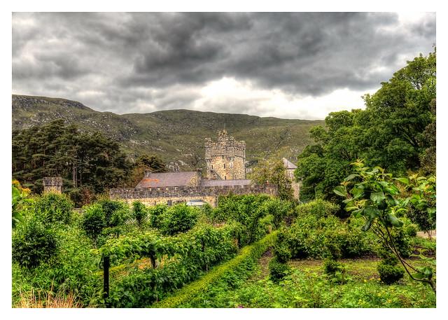 Church Hill IR - Glenveagh Castle 01