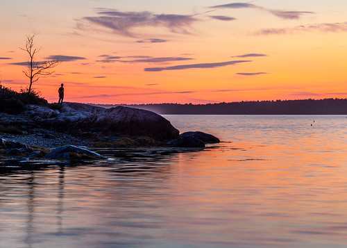 harpswell lookoutpoint maine sunset