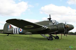 Avro Anson T21