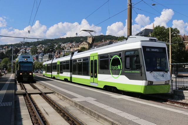 2019-08-30, Neuchâtel, Place Pury Littorail