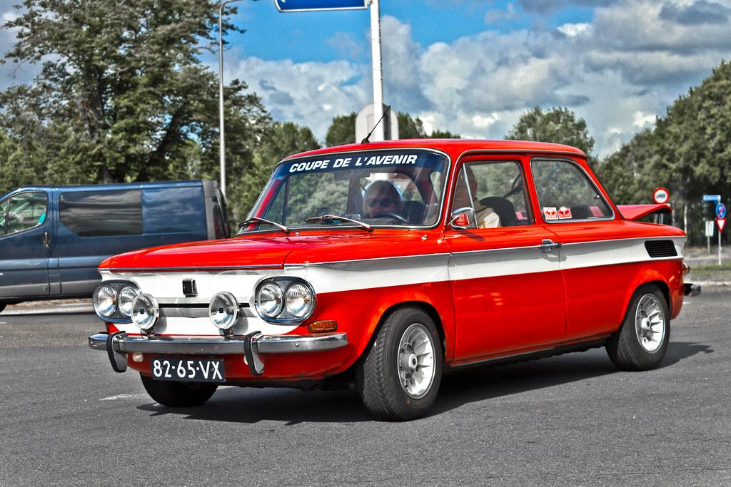 NSU 1200 TT 1973 (8822)