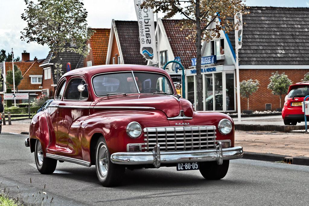 Dodge Custom Club Coupé 1948 (9607)