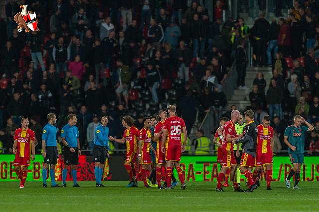 Go Ahead Eagles-Jong Ajax Amsterdam 20-09-2019