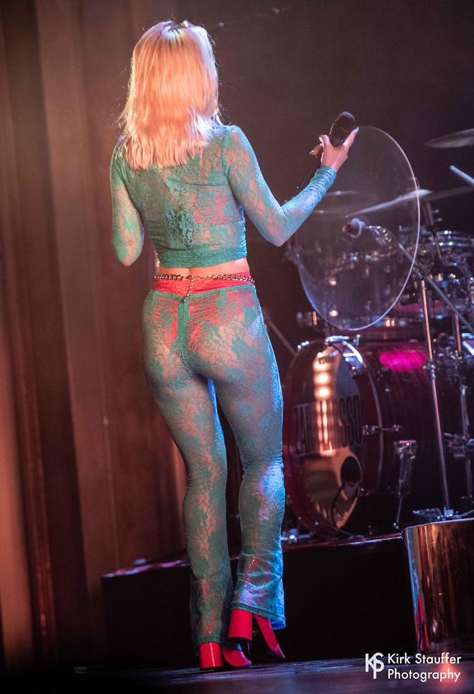 Zara Larsson Ass