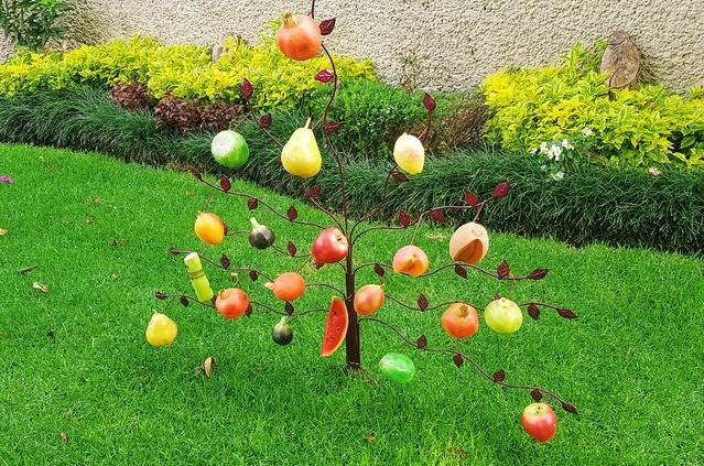 El árbol de los frutos