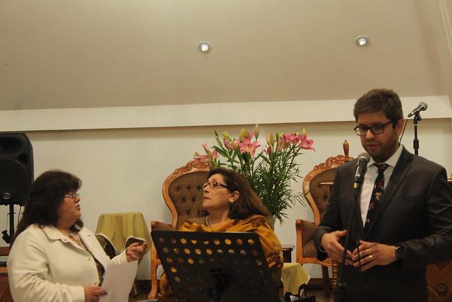 """""""Todo lo que respire, alabe a Jehová"""" Ensayo coro UNIPECH San Antonio"""