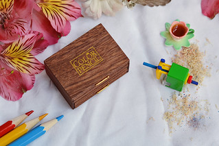 Three-Layer Artist Luxury Pencil Box_a