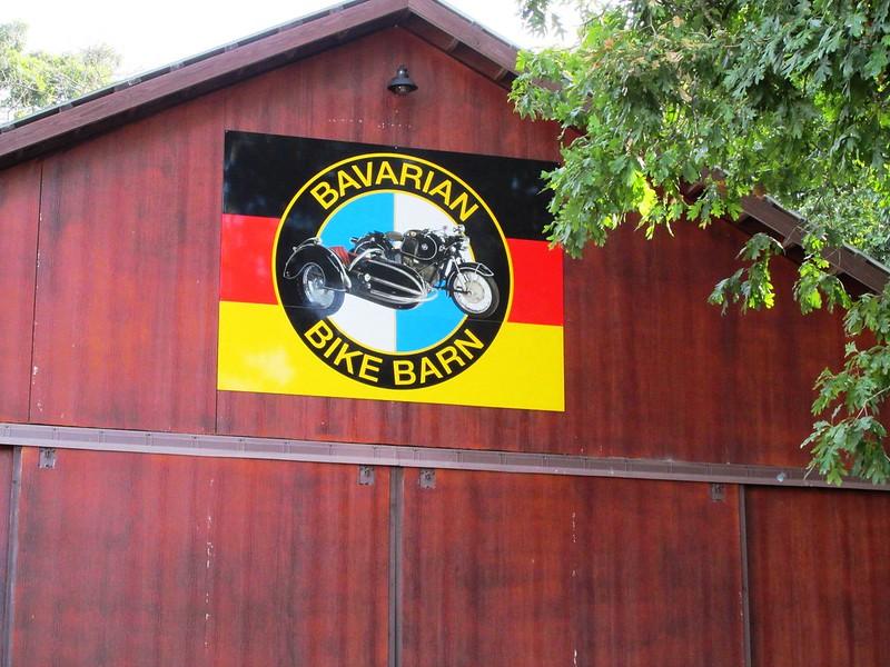 Todd's Bavarian Bike Barn