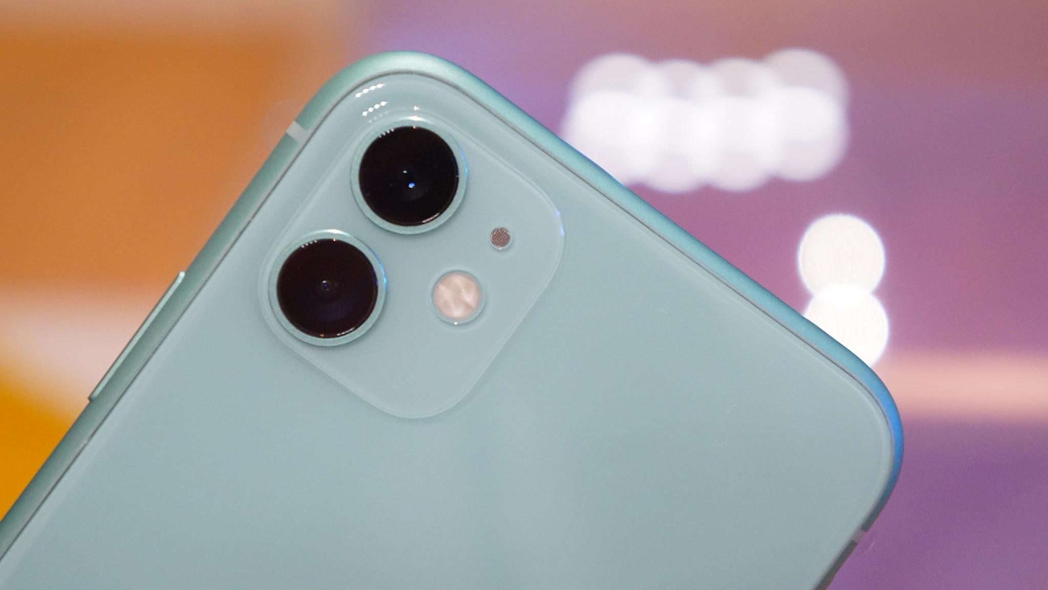 iPhone 11・11 Pro・11 Maxの違いを比較 - カメラ