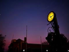 Barham Council Clock by Leica 15mm f1.7