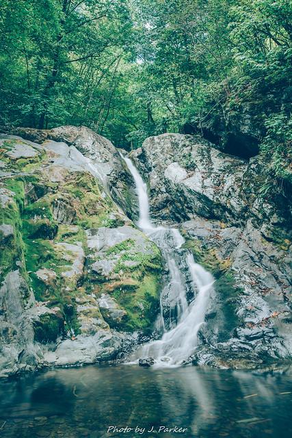 Waterfalls of Cedar Run