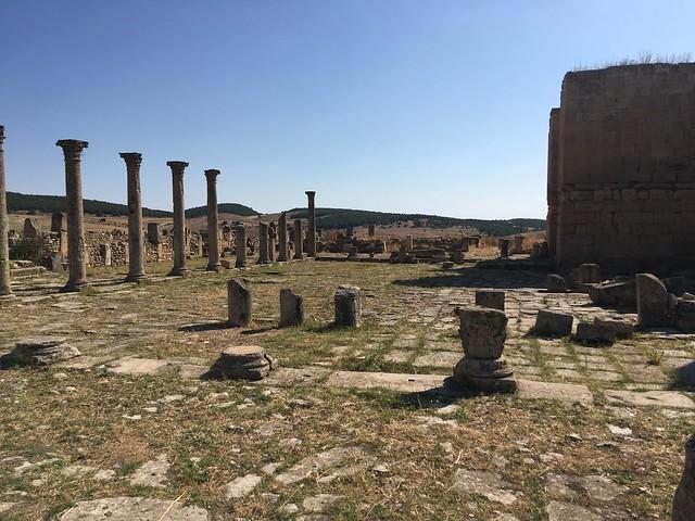 Madauros (M'Daourouch, Algeria)