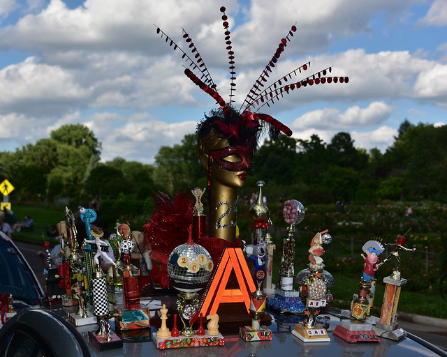 2019 Minneapolis Art Car Parade -