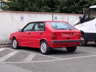 Lancia Delta HF Turbo i.e