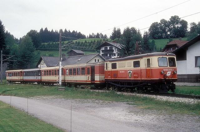 1099 008  Wienerbruck - Josefsberg  19.08.01