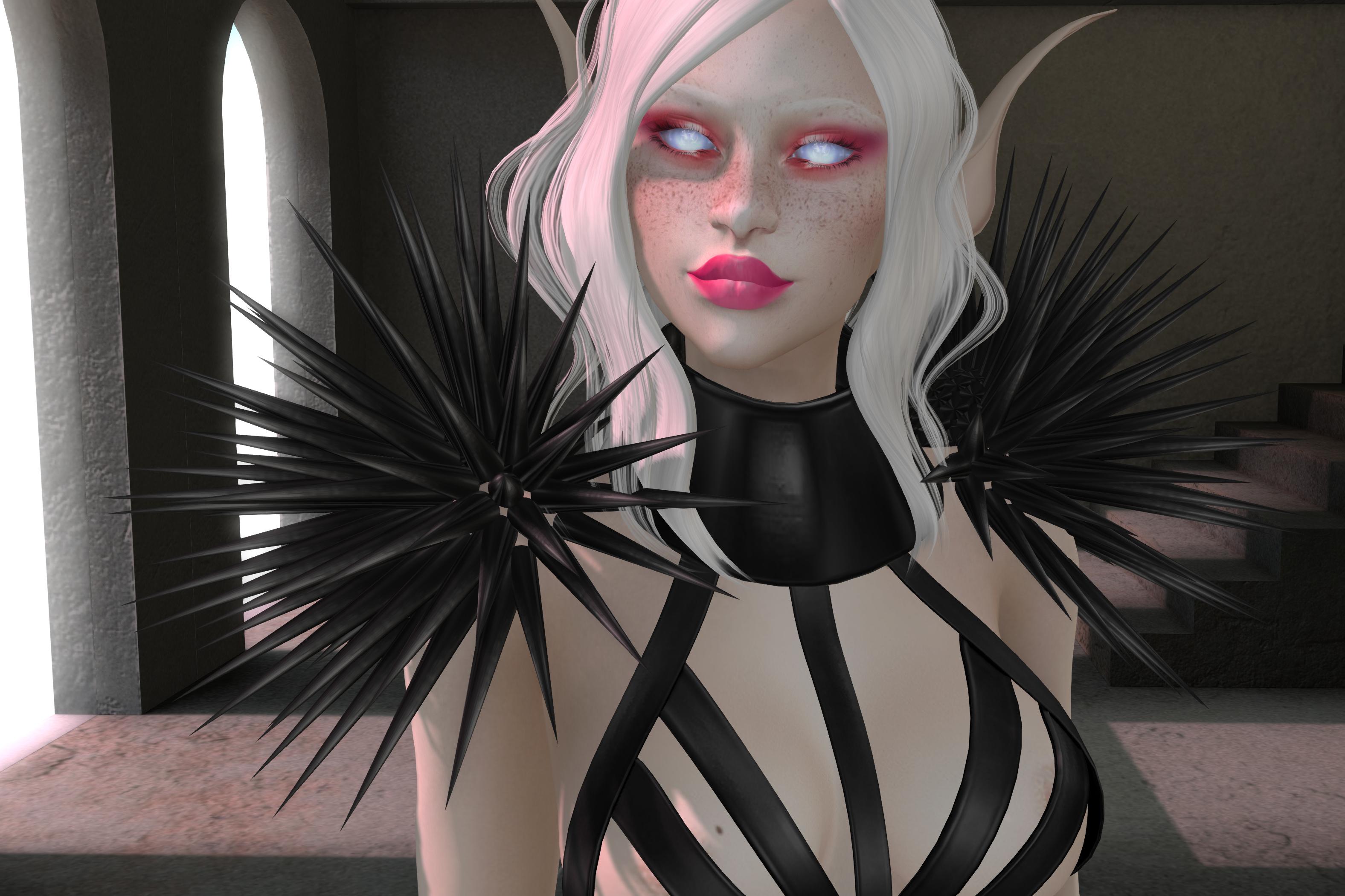 Priestess of Darkness