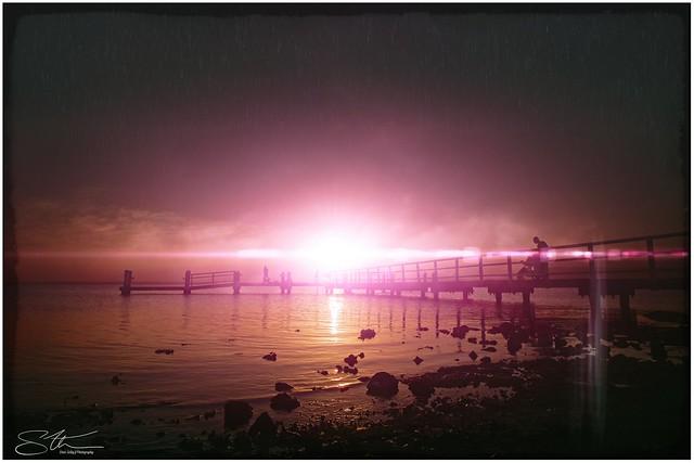 Dystopian Sunset..