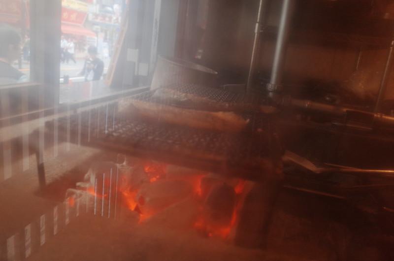 池袋北口しんぱち食堂炭火焼き