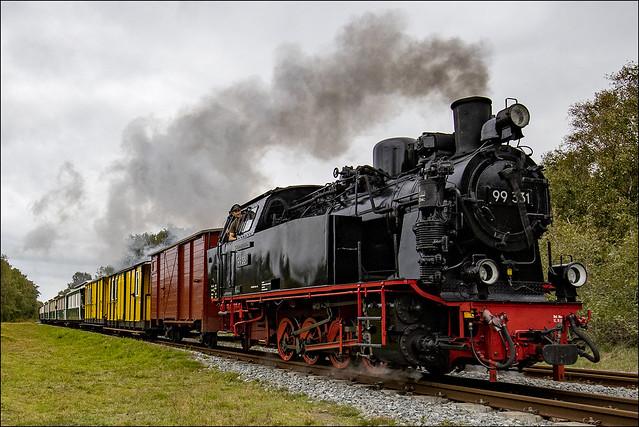 Dampflok »Molli« - 4705