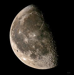 The moon on the night of September 21, 2019 / Луна в ночь на 21 сентября 2019 г.