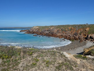 Whalers Way cove about 30kms south of Port Lincoln, Eyre Peninsula South Australia