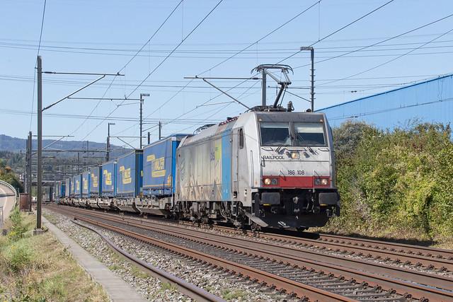 Railpool 186 108 Itingen