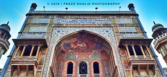 The Wazir Khan Mosque (Punjabi and Urdu: مسجد وزیر خان ) is 17th century mosque located in the city of Lahore, capital of the Pakistani province of Punjab. The mosque was commissioned during the reign of the Mughal Emperor Shah Jahan as part of