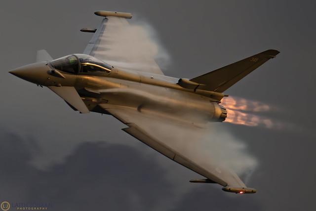 Еврофайтер Тайфун / Eurofighter Typhoon