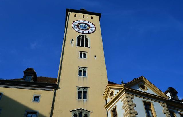 Regensburg - Quarter to Four