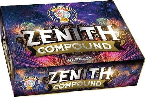 Zenith Compound Firework by Brothers Pyrotechnics