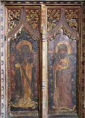 St Matthew and St Bartholomew