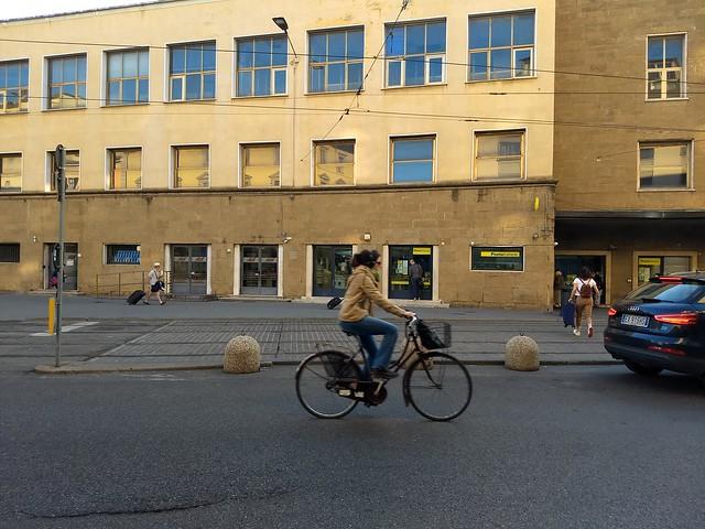 Florence bike culture