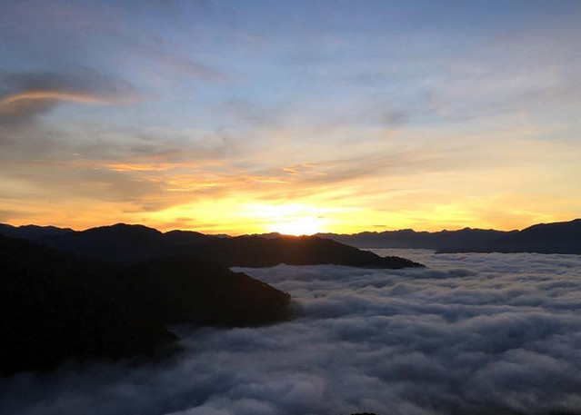 Kiltepan Sea of Clouds