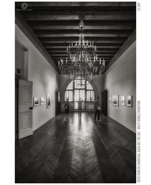 2018 Venezia - Giudecca, Willy Ronis exhibition