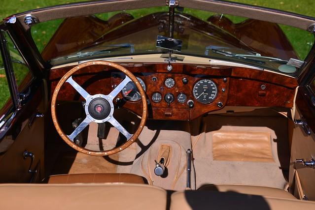 Jaguar XK 140 Drophead Coupé