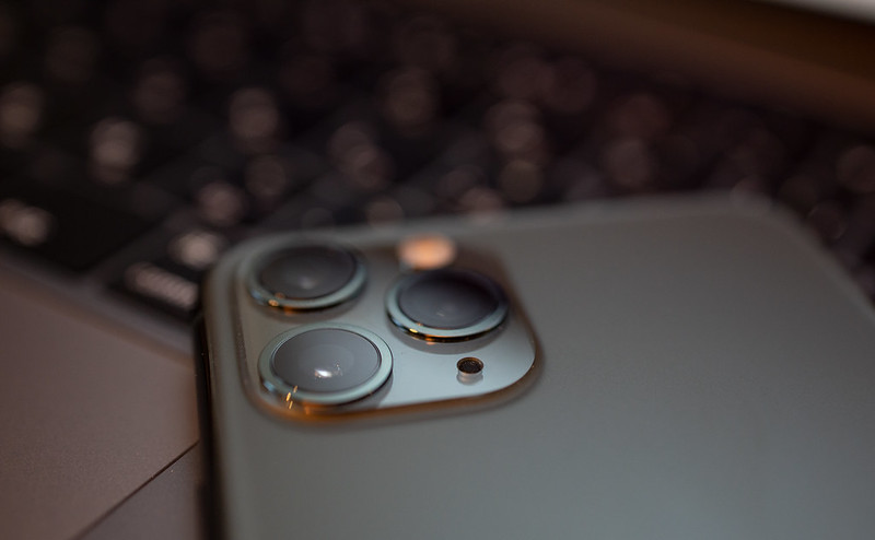 みんな一眼より三眼に・・:iPhone 11 Pro