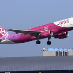 Peach A320-200 JA818P