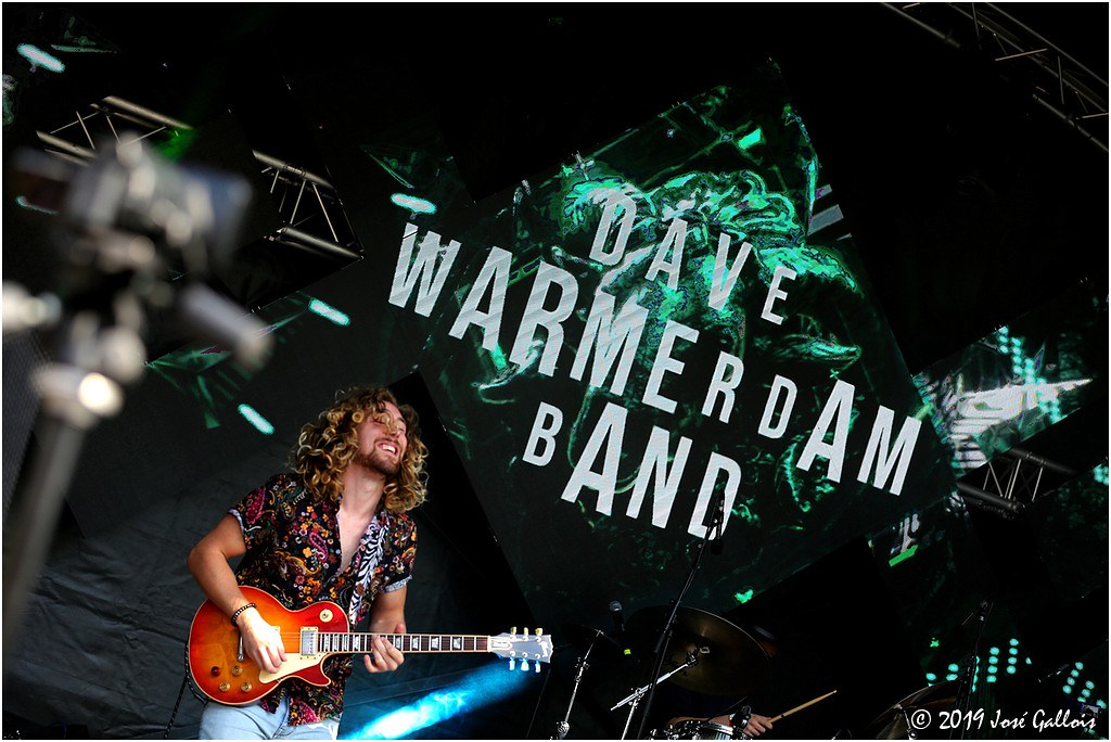 Dave Warmerdam Band